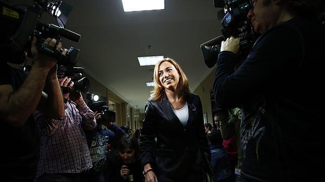 Chacón se desmarca del PSC y no apoyará el derecho a decidir en el Congreso