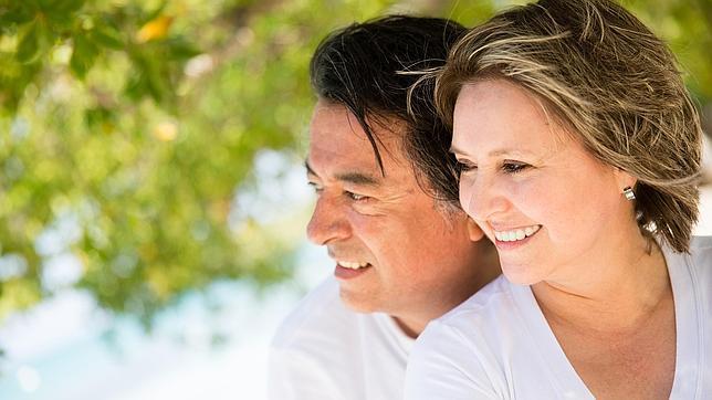 Resultado de imagen para parejas mayores de 50 años
