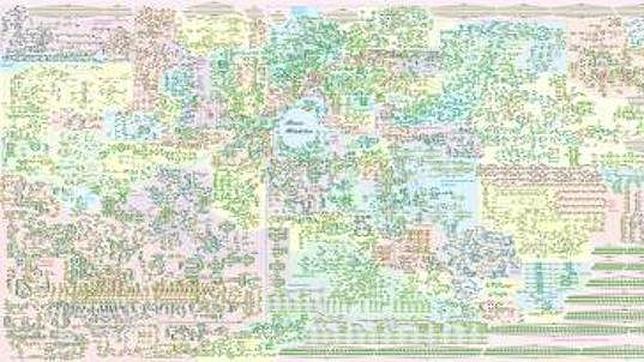 Crean el «Google Maps» del metabolismo humano
