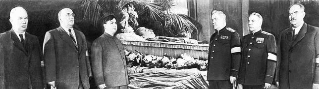 El terror que infundió Stalin acabó con él