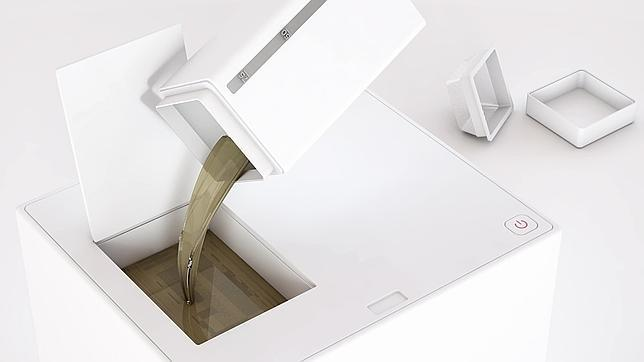 Un electrodoméstico que transforma aceite usado en jabón biodegradable