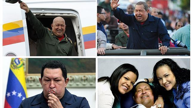 El periplo caribeño de los últimos días de Hugo Chávez