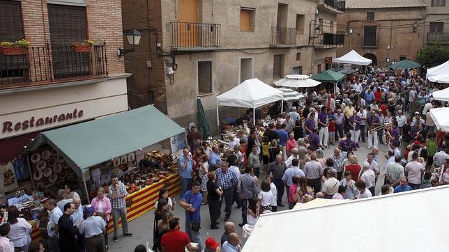 Feria de la Cereza en Bolea