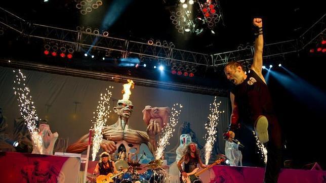 Iron Maiden inaugurará su gira mundial de 2013 el 27 de mayo en Baracaldo