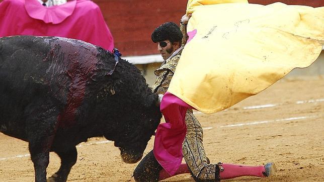 Los jandillas, por encima de los toreros en Castellón