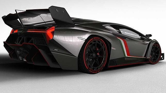 Lamborghini Veneno 3 Unidades 3 Millones Cada Una