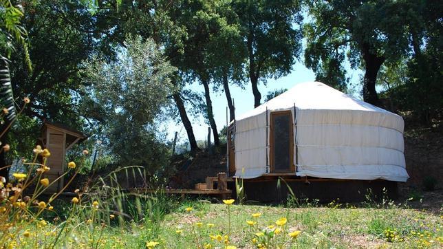 La moda del «glamping»: diez «campings» de lujo en España