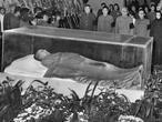 Chávez, tras los pasos de los históricos líderes del comunismo