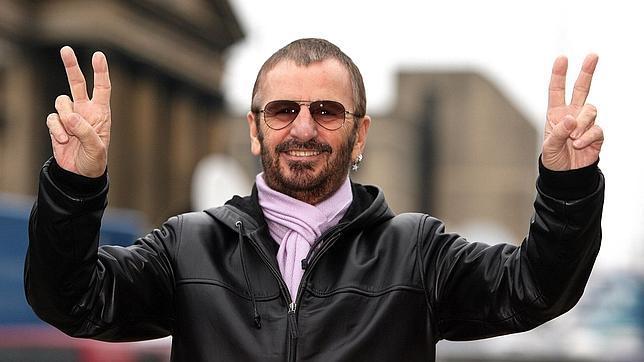 Ringo Starr: una muestra a todo ritmo