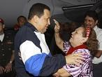 La «dolce vita» de los Chávez