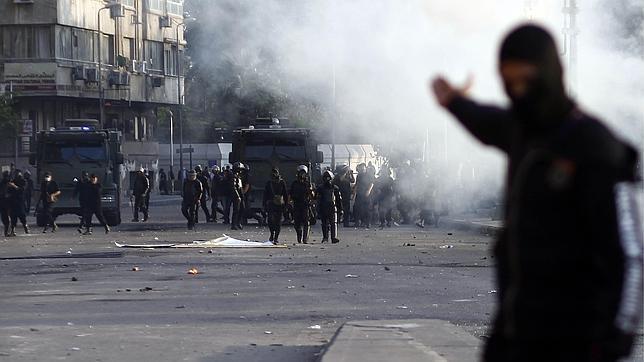 La policía egipcia, en huelga para denunciar su instrumentalización por el poder