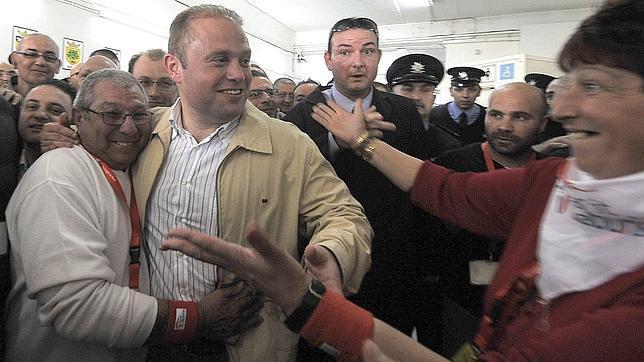 Los laboristas de Muscat vuelven al poder en Malta 15 años después