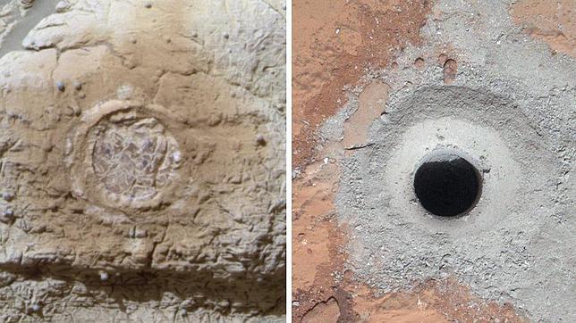 Marte pudo haber albergado vida alguna vez, según la NASA