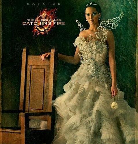b471b1762 Todo sobre el vestido de novia de Jennifer Lawrence