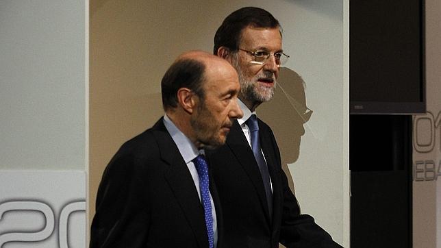 Los partido políticos se gastaron 65 millones de euros en las generales de 2011