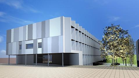 La UVA pone en marcha su primer edificio bioclimático