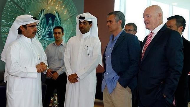 Qatar sacude el fútbol con rumores de una millonaria Champions propia en 2015