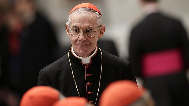 El cardenal francés que dirá la famosa frase: «Habemus Papam»