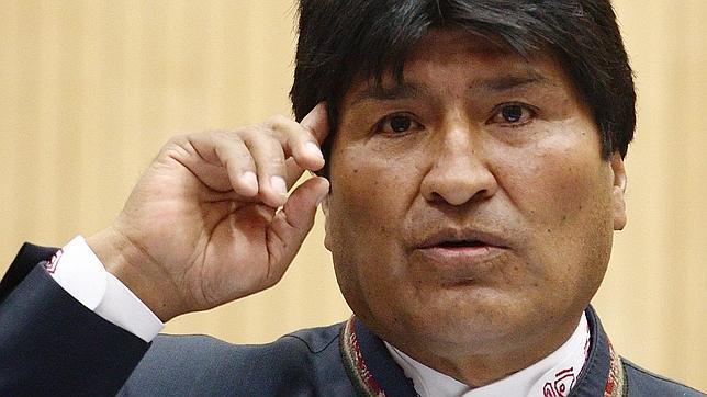 Tribunal Constitucional admite a trámite la posible reelección de Evo Morales