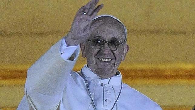 ABC te regala el póster conmemorativo con la imagen del Papa Francisco