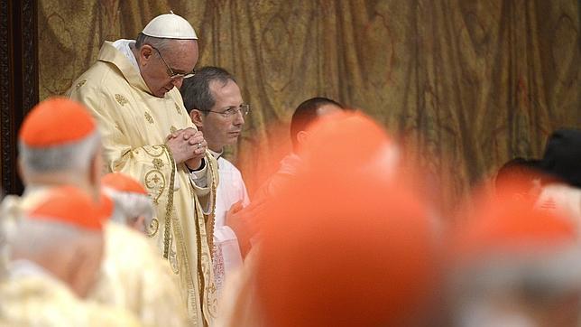 Jorge Mario Bergoglio, un nombre italiano muy común en Argentina