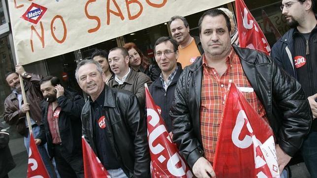 Los trabajadores de Metro fijan los mínimos para los paros de la visita del COI