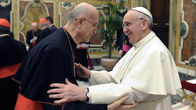 El Papa Francisco fue elegido por una «mayoría abrumadora»