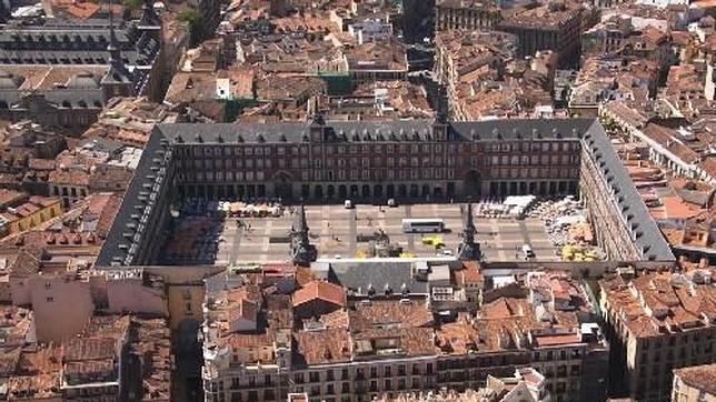 La oficina de turismo ofrece el d a del padre un recorrido - Centro historico de madrid ...