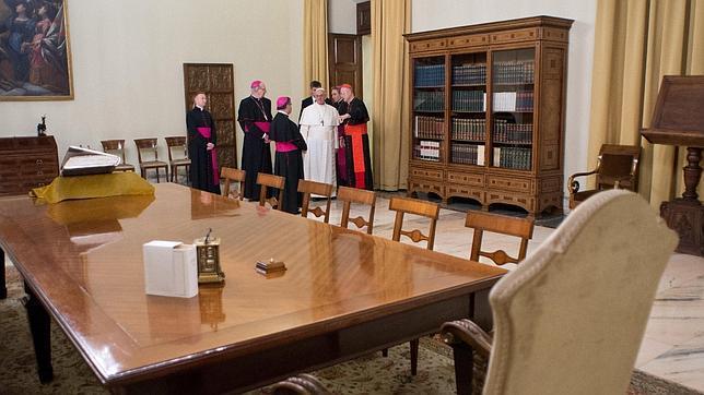 Una casa de 200 habitaciones para el papa francisco for Gimnasio quirinal