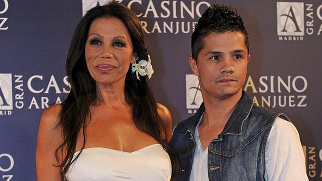 El hijo de Toñi Salazar, a las puertas de la cárcel por agresión