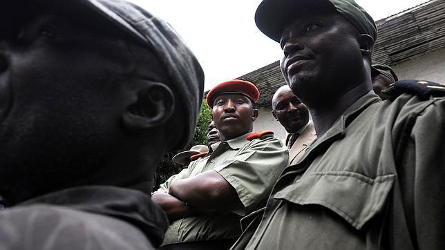 El líder rebelde congoleño Bosco Ntaganda «se entrega» en Ruanda