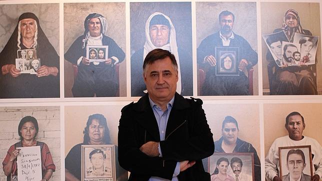 Gervasio Sánchez denuncia el oportunismo de las denuncias de tortura en Irak