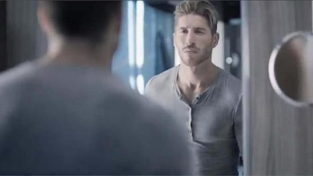 Sergio Ramos, más sexy que nunca en el anuncio de Nivea