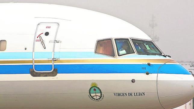 Cristina Kirchner cambió de avión en Marruecos para evitar el embargo de la aeronave