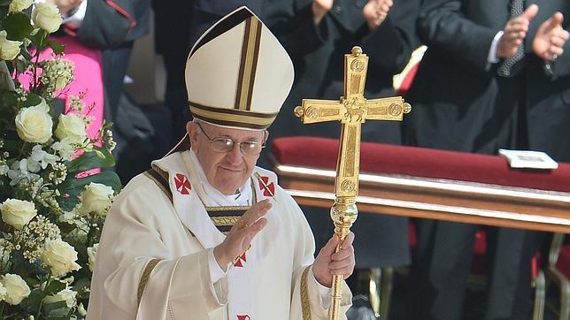 Las diez frases de la homilía del Papa Francisco durante la misa de Inauguración