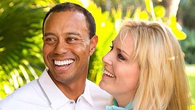 El amor da una segunda oportunidad a Tiger Woods
