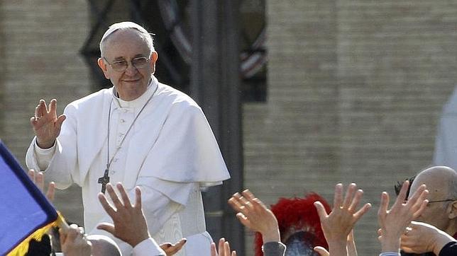 El Papa Francisco celebrará la misa del Jueves Santo en una cárcel de menores