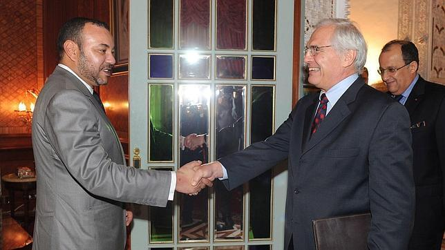El enviado de la ONU para el Sahara abre en Rabat una nueva gira regional