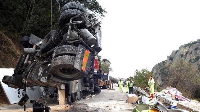 España, entre los países de la UE con menos muertos en accidentes de tráfico