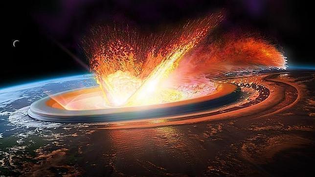 ¿Fue un cometa el culpable de exterminar a los dinosaurios?