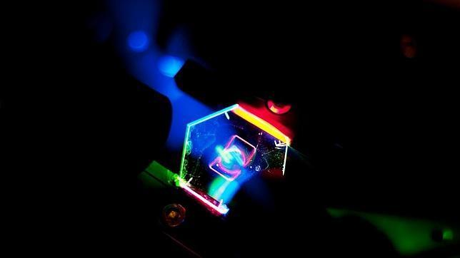 Una nueva tecnología 3D podrá reproducir hologramas en móviles y tabletas