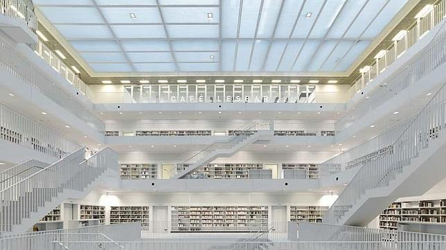 Las diez bibliotecas públicas más asombrosas del planeta