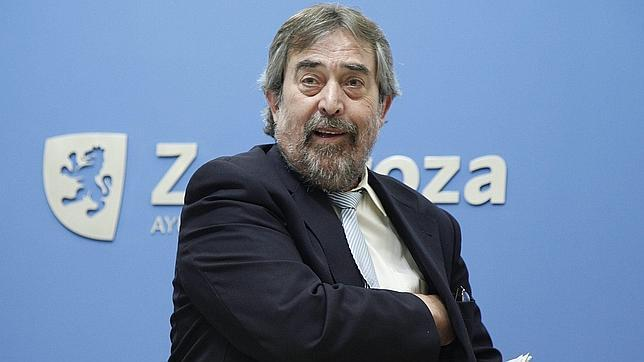 Dos millones y medio de euros para gastos de protocolo y representación en el Ayuntamiento de Zaragoza