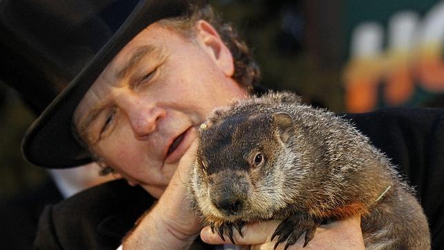 Ya no se puede confiar ni en una marmota.