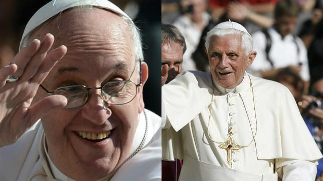 Las tres grandes diferencias entre Benedicto XVI y el Papa Francisco