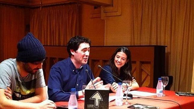El periodista Rubén Negro se estrena como escritor con «El sentido de un guisante»