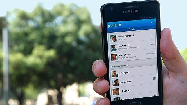 Tuenti quiere competir con WhatsApp
