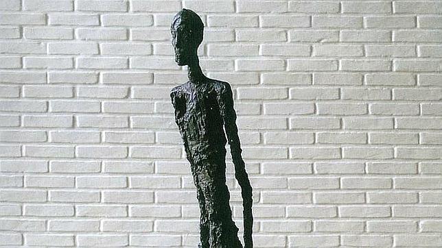 «El hombre que camina I»