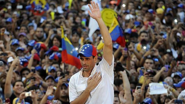 Venezuela entra de lleno en campaña antes del plazo oficial