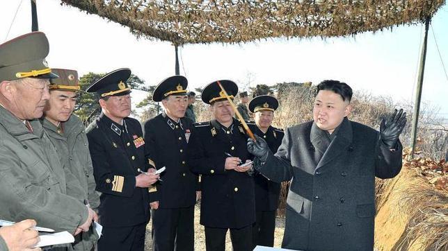 China pide contención a Corea del Norte tras anunciar posiciones de combate